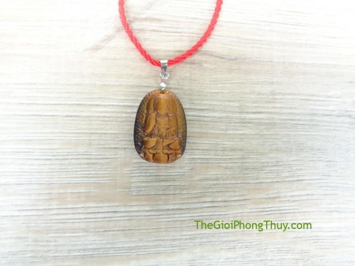 Phật bản mệnh đá mắt mèo nhỏ-Phật A Di Đà (Tuất + Hợi) FS6484-81