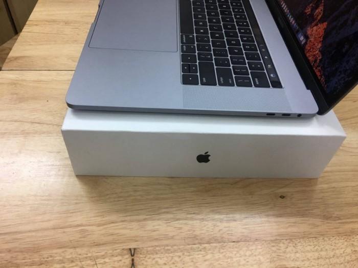 Macbook Touch Bar 15inch MLH32 - Model 2016 FullBox Còn Bảo Hành Hãng Dài Vút chỉ0