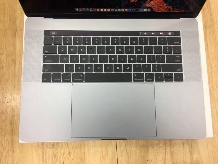 Macbook Touch Bar 15inch MLH32 - Model 2016 FullBox Còn Bảo Hành Hãng Dài Vút chỉ1