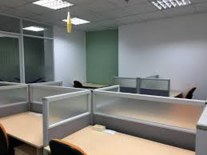 Văn phòng Đường D3, quận Bình Thanh đầy đủ tiện ích chỉ 5tr/Tháng
