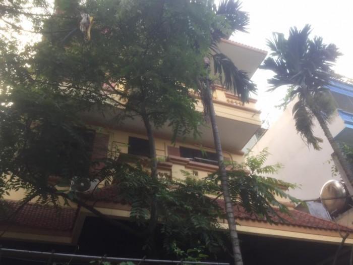 Bán Nhà Gấp ở  Kim Giang Q. Hoàng Mai 90m2 mặt tiền 9m Gía: 7.5Tỷ