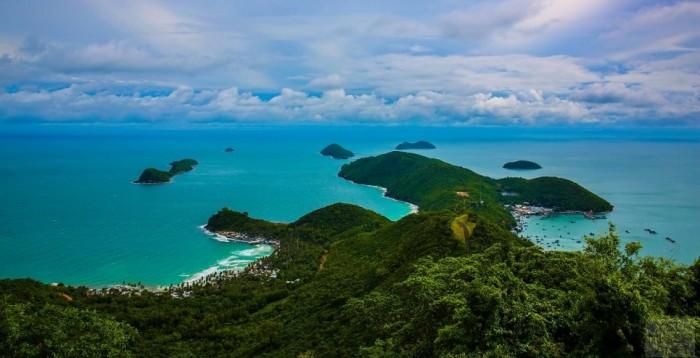 Du lịch đảo Nam Du giá rẻ