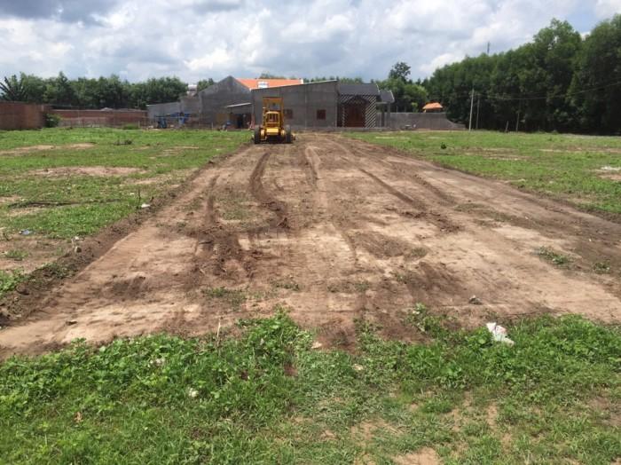 Đất nền 2 mặt tiền, vị trí góc, đối diện Sân bay liền kề KCN Long Phước