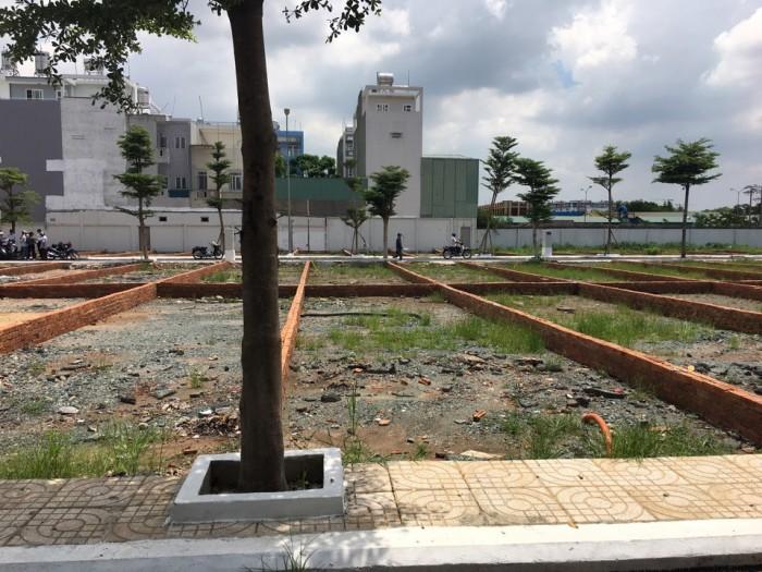 Thu hồi vốn 2 lô cuối cùng trong dự án đất nền Tân Phú