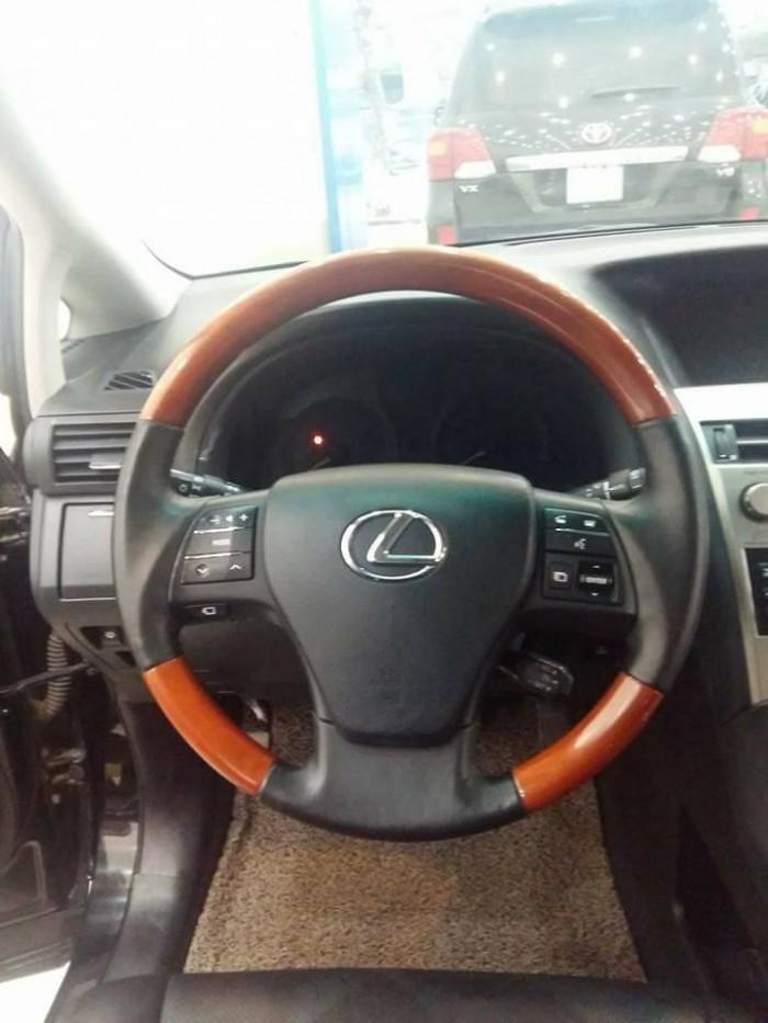 Bán Lexus RX350 sx 2010, bản full Option, có loa mark, 3 màn hình, cam sườn, đề nổ từ xa 7
