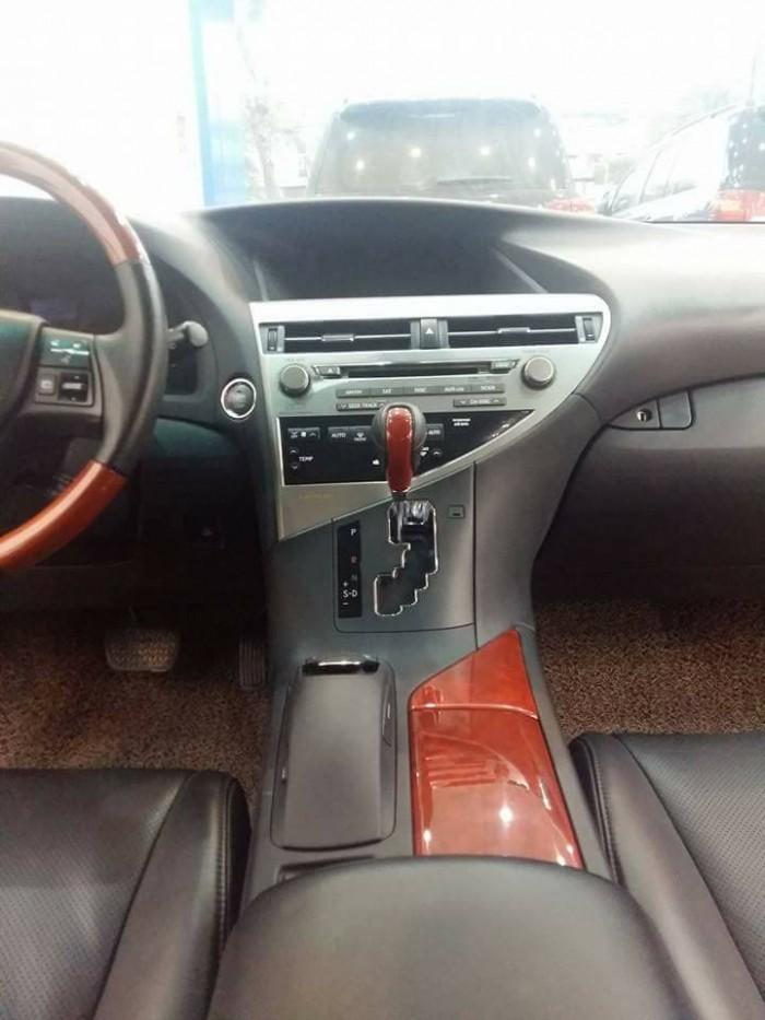 Bán Lexus RX350 sx 2010, bản full Option, có loa mark, 3 màn hình, cam sườn, đề nổ từ xa 8
