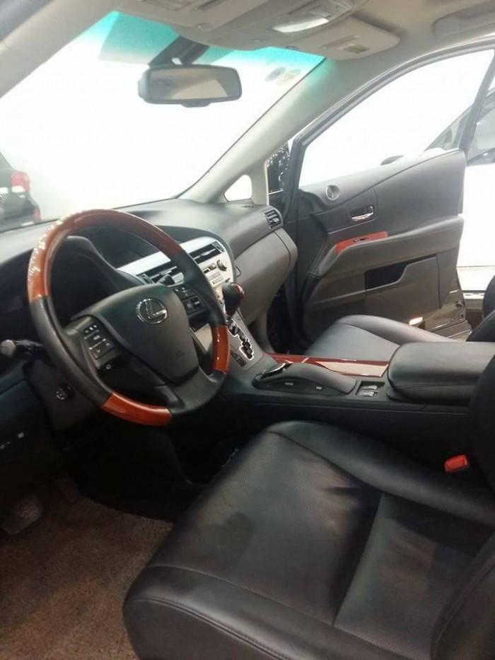 Bán Lexus RX350 sx 2010, bản full Option, có loa mark, 3 màn hình, cam sườn, đề nổ từ xa 9