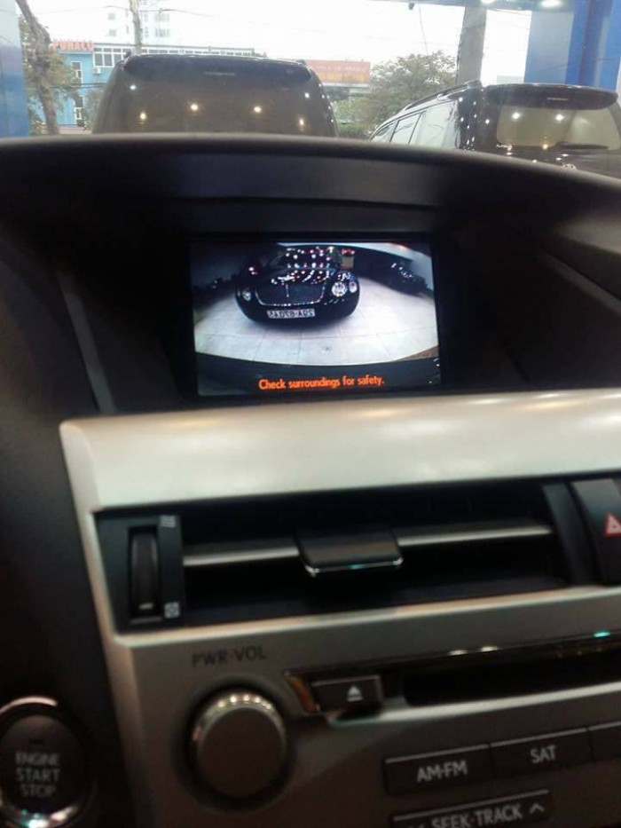 Bán Lexus RX350 sx 2010, bản full Option, có loa mark, 3 màn hình, cam sườn, đề nổ từ xa 10