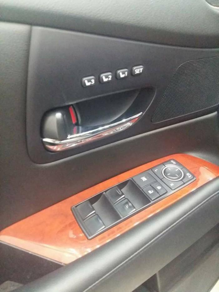 Bán Lexus RX350 sx 2010, bản full Option, có loa mark, 3 màn hình, cam sườn, đề nổ từ xa 15