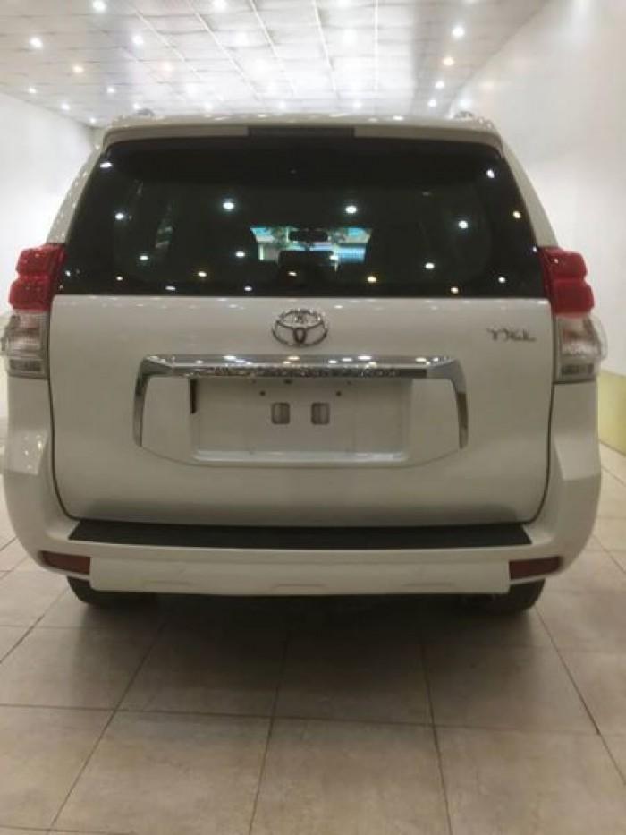 Toyota Prado sx 2010, đăng ký lần đầu 2011 một chủ từ đầu xuất Trung Đông 4