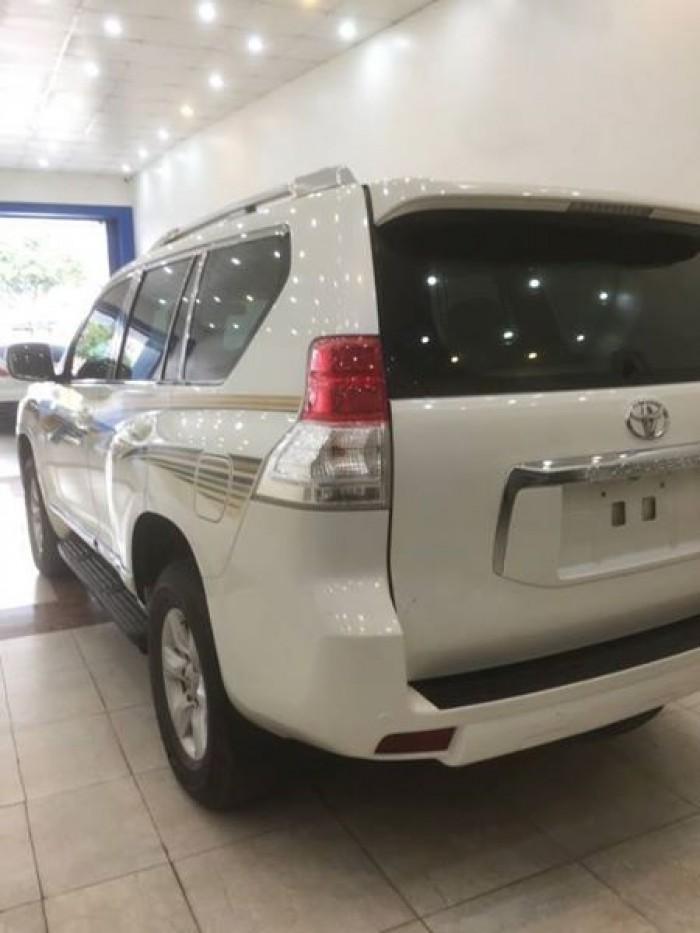 Toyota Prado sx 2010, đăng ký lần đầu 2011 một chủ từ đầu xuất Trung Đông 5