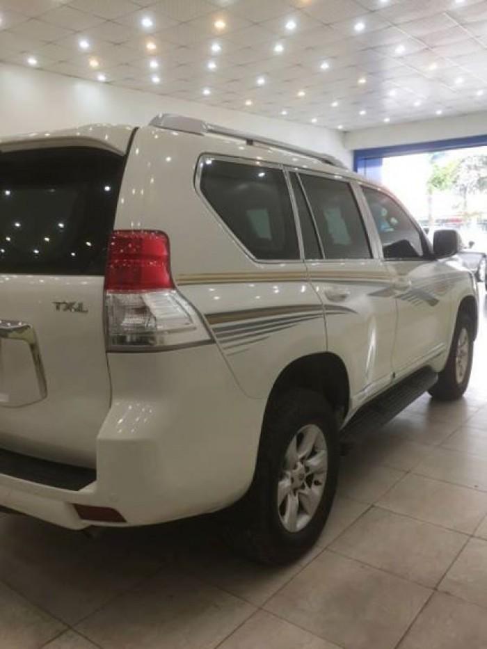 Toyota Prado sx 2010, đăng ký lần đầu 2011 một chủ từ đầu xuất Trung Đông 7