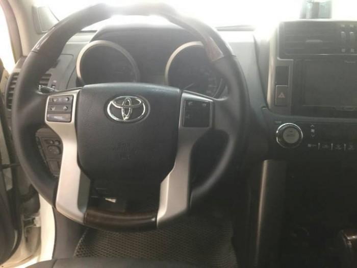 Toyota Prado sx 2010, đăng ký lần đầu 2011 một chủ từ đầu xuất Trung Đông 6