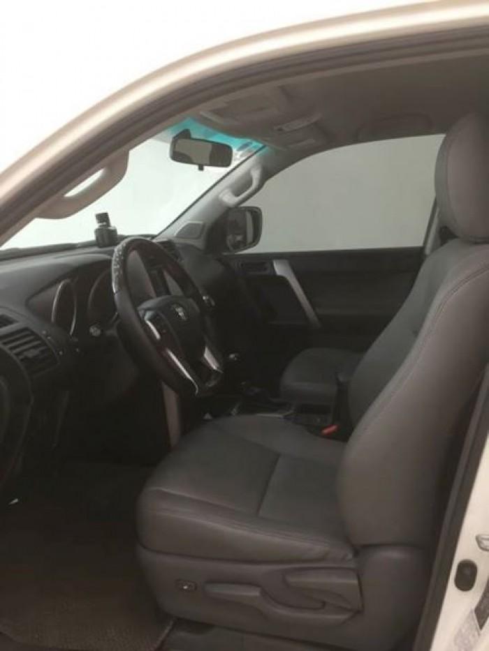 Toyota Prado sx 2010, đăng ký lần đầu 2011 một chủ từ đầu xuất Trung Đông 8