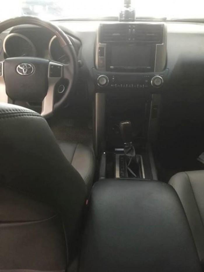 Toyota Prado sx 2010, đăng ký lần đầu 2011 một chủ từ đầu xuất Trung Đông 9