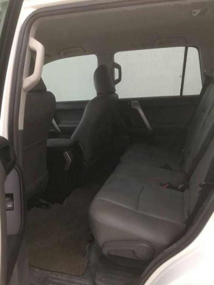 Toyota Prado sx 2010, đăng ký lần đầu 2011 một chủ từ đầu xuất Trung Đông 12