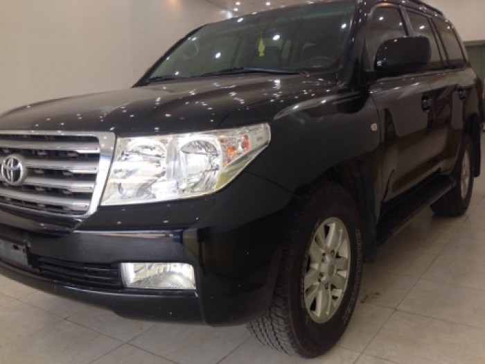 Land Cruiser VX sản xuất 2011 đăng ký lần đầu 2012, một chủ từ đầu 0
