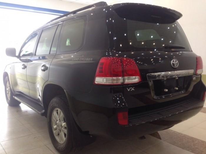 Land Cruiser VX sản xuất 2011 đăng ký lần đầu 2012, một chủ từ đầu 4