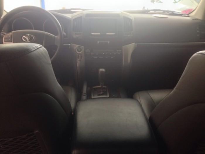 Land Cruiser VX sản xuất 2011 đăng ký lần đầu 2012, một chủ từ đầu 8