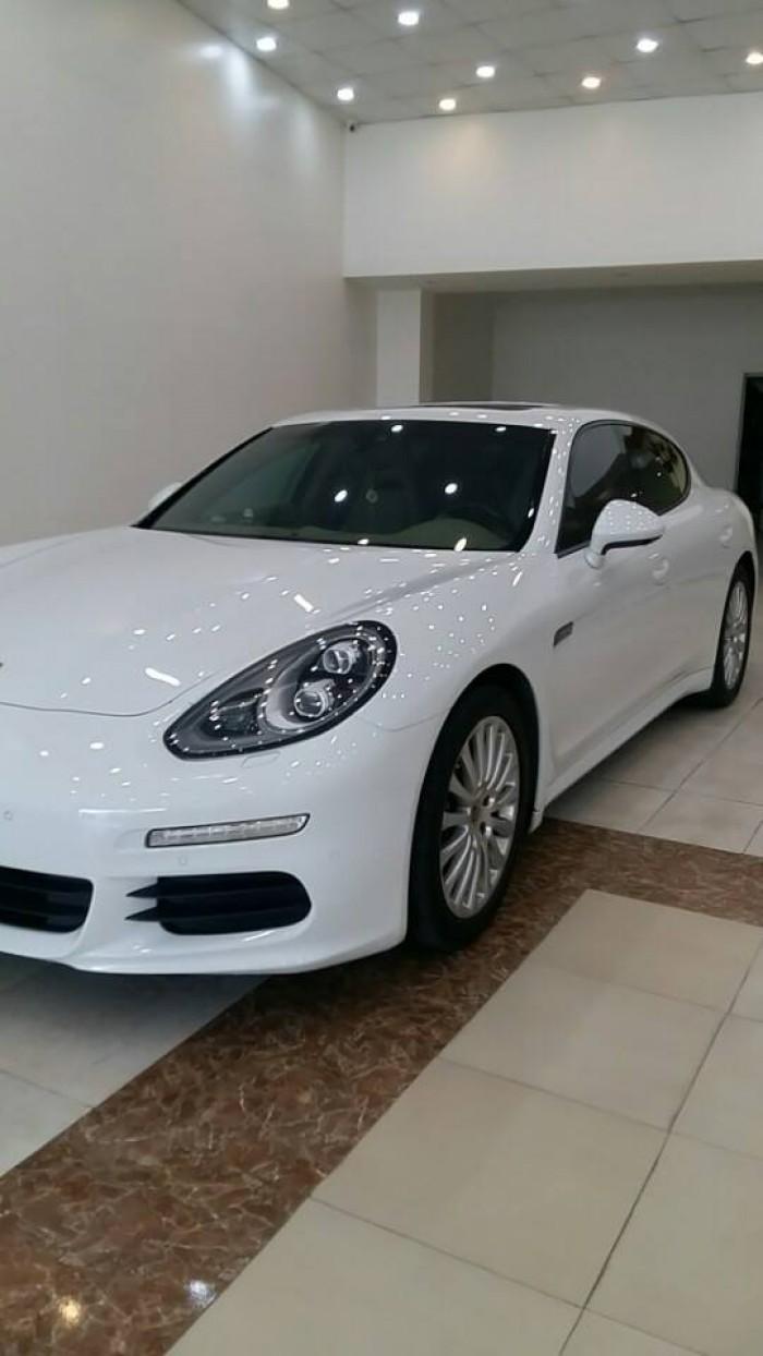 Porsche Panamera sản xuất và đăng ký 2015 một chủ từ đầu 2