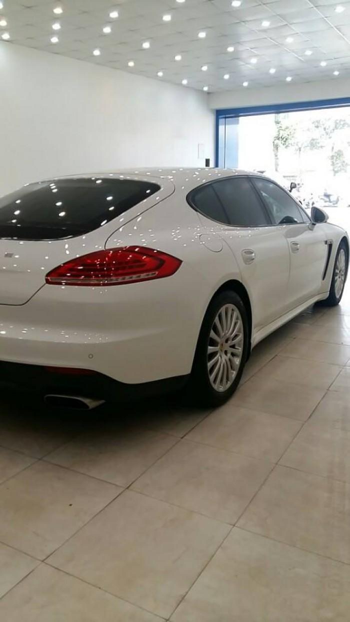 Porsche Panamera sản xuất và đăng ký 2015 một chủ từ đầu 4