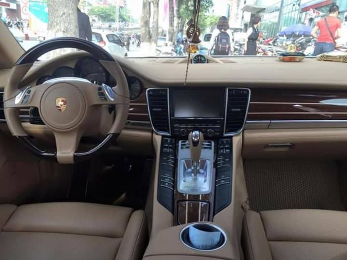 Porsche Panamera sản xuất và đăng ký 2015 một chủ từ đầu 8