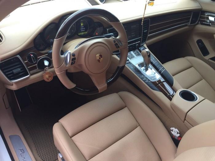 Porsche Panamera sản xuất và đăng ký 2015 một chủ từ đầu 16