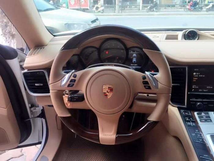 Porsche Panamera sản xuất và đăng ký 2015 một chủ từ đầu 19