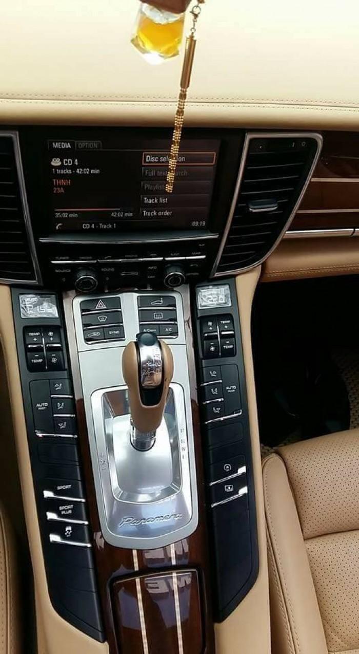 Porsche Panamera sản xuất và đăng ký 2015 một chủ từ đầu 21