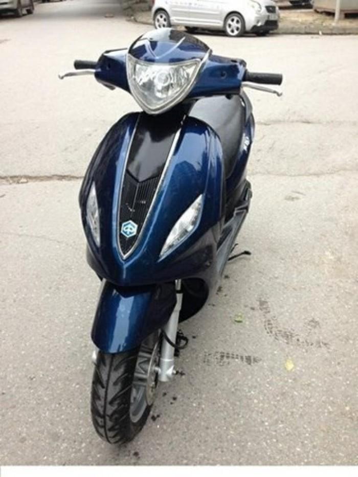 FLY  piagio. màu xanh tigel. đời 2012, bstp.