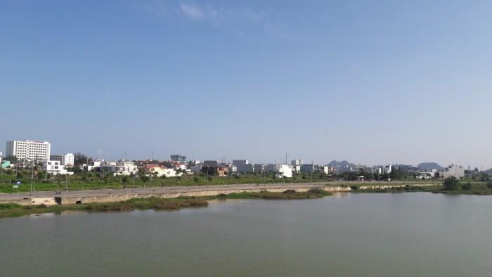 Đất Nam Đà Nẵng, lô Biệt Thự ven sông cổ cò giá tốt.