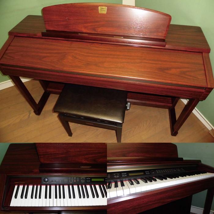Đàn Piano điện Yamaha CLP 150M