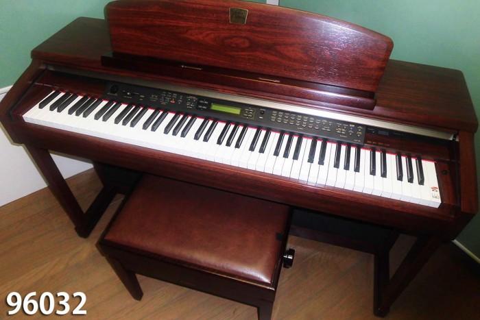 Đàn Piano điện Yamaha CLP 170M0