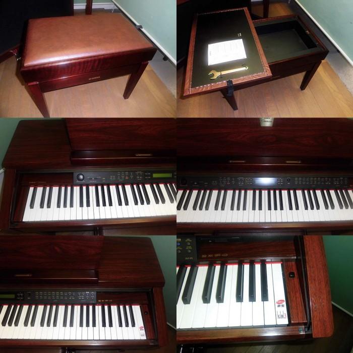 Đàn Piano điện Yamaha CLP 170M2