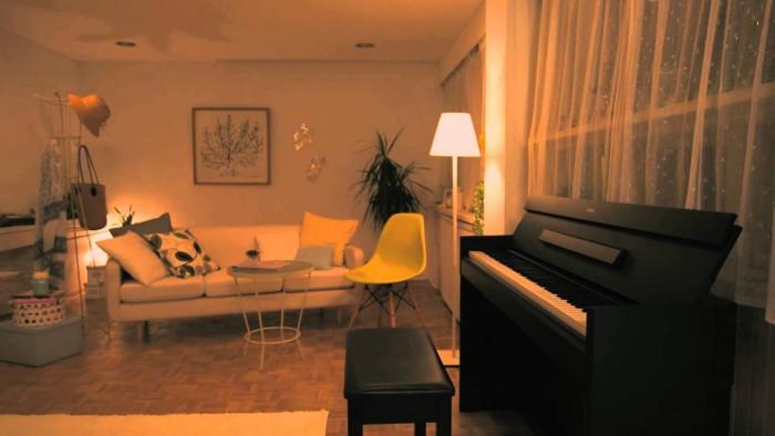Đàn Piano điện Yamaha YPD S521