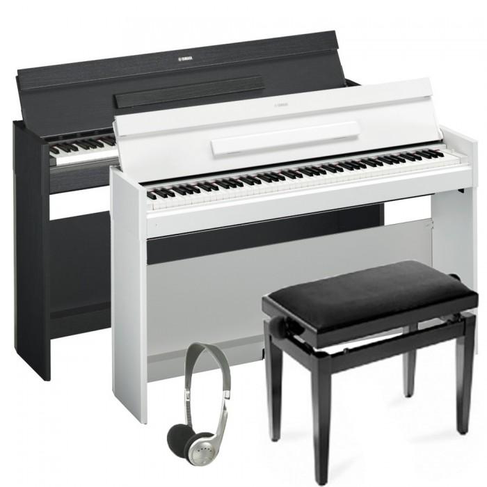 Đàn Piano điện Yamaha YPD S523