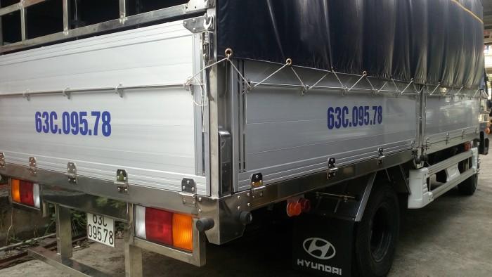 Xe tải Hyundai Đô Thành 8 tấn HD120S