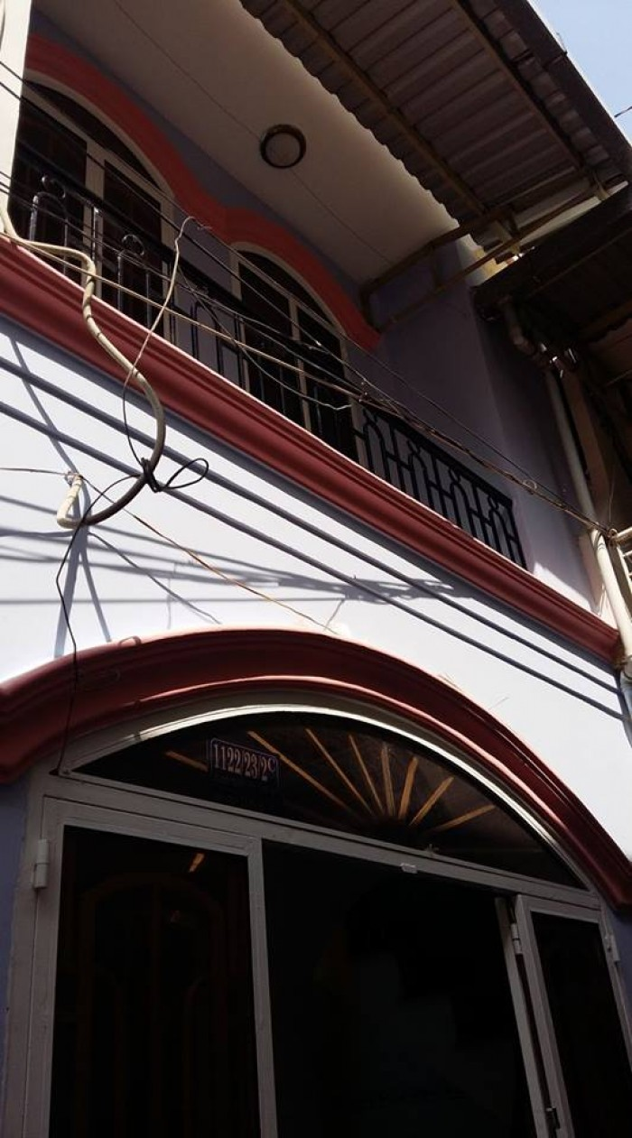 Bán nhà đường Quang Trung Gò Vấp,p8,SHR,dt:4.2 x 5 đúc 1 trệt 1 lầu,giá 1.17 tỷ