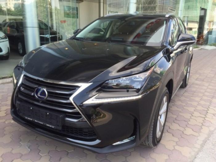 Bán Lexus NX300h Luxury 2016 nhập Châu âu