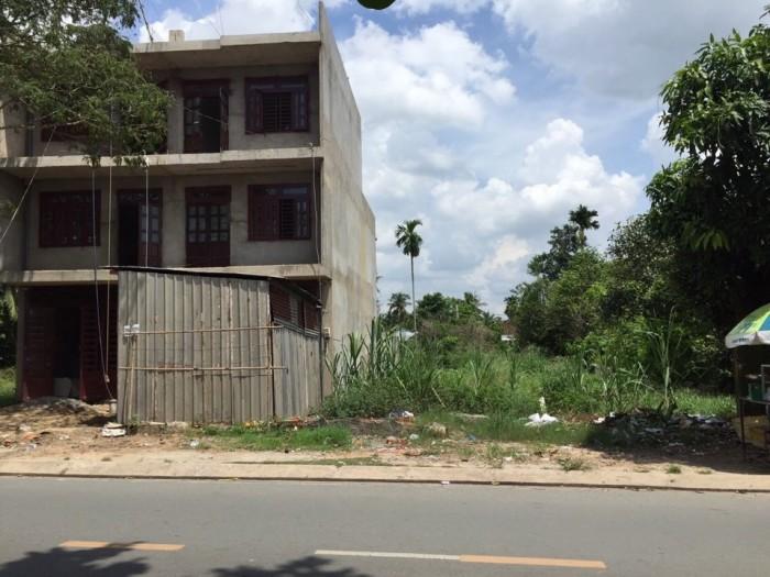 Bán đất mặt tiền Hà Huy Giáp Q12, TP HCM