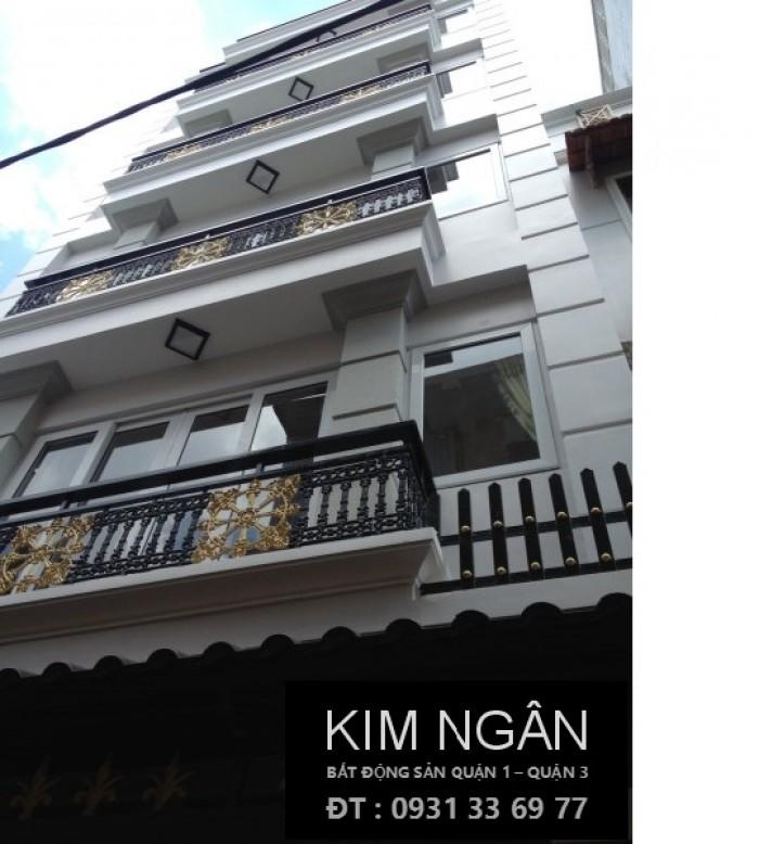 Bán nhà mặt tiền đường Cao Thắng P4 Q3, DT: 8.5x25m (Thu nhập: 163tr/th)  - Giá chỉ 62 tỷ
