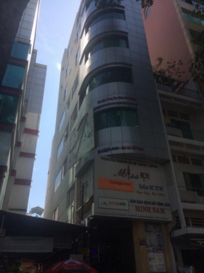 Bán Nhà Hxh 8M Nguyễn Trãi, Quận 1, Dt: 5.5Mx16M – 4 Lầu