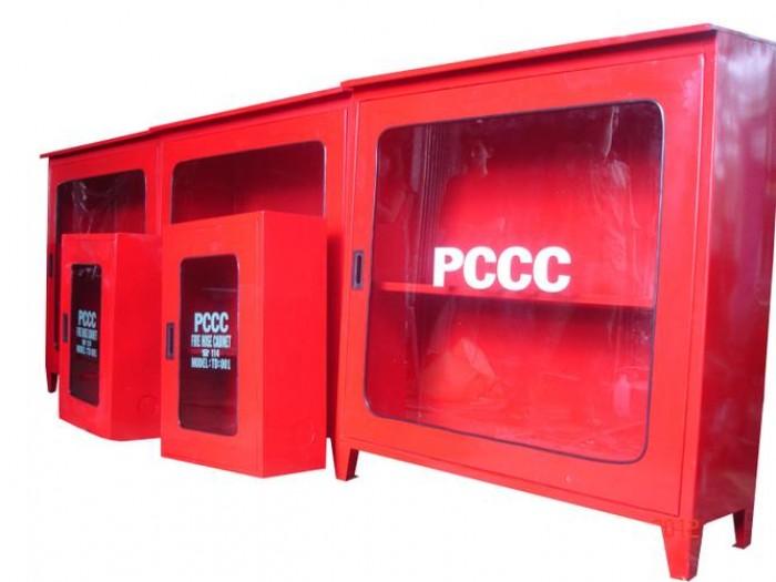 Tủ đựng trang thiết bị pccc