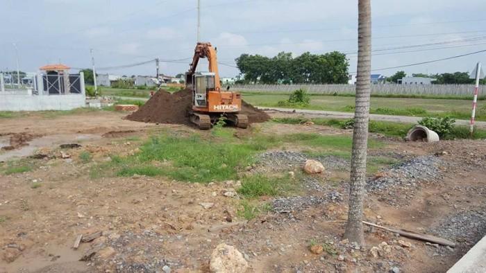 Bán đất thổ cư, đã có sổ hồng riêng, mặt tiền Tỉnh Lộ 10, ngay Cầu Xáng Bình Chánh