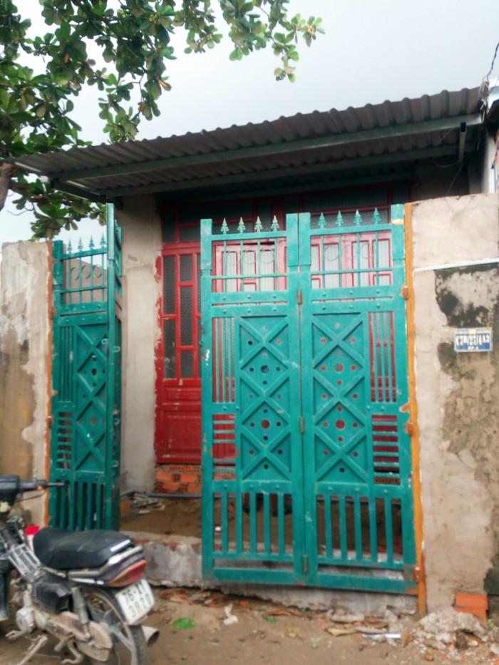 5 Cần bán nhà đường Võ Văn Vân  - VLB - BC  - DT : 4x16m