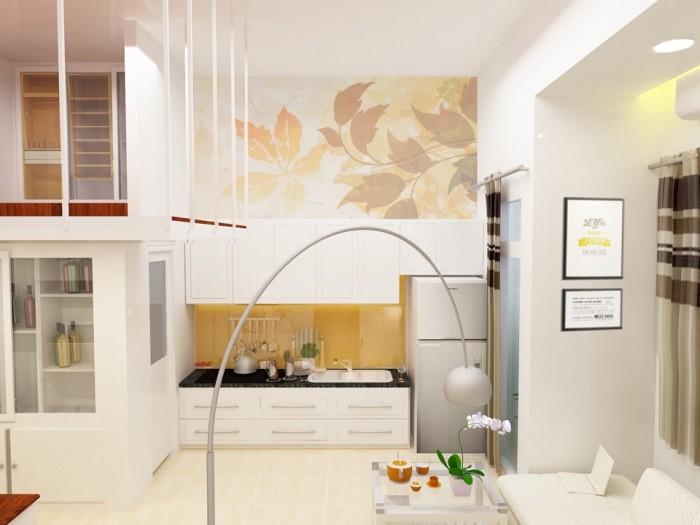Bán căn hộ giá cực rẻ quận 12 Chỉ 470tr/căn (100%)