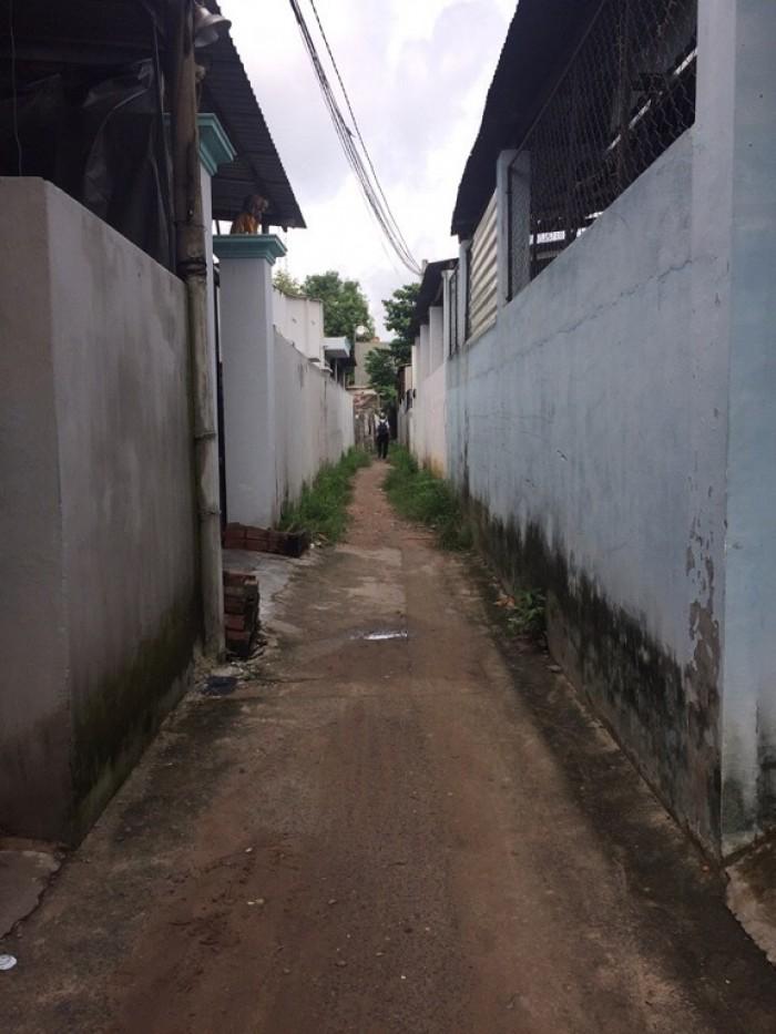 Bán Đất Thổ Cư Hẻm Đường Trần Thị Cờ, Phường Thới An, Quận 12