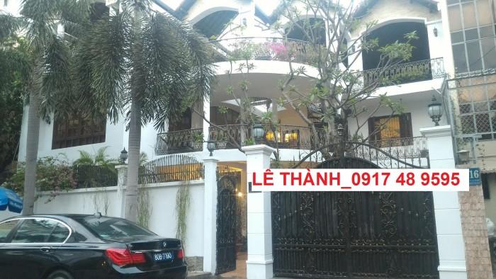 Bán nhà đường Sư Vạn Hạnh, P12, Q10. Dt 4x18m 2 lầu đẹp giá 12,4 tỷ
