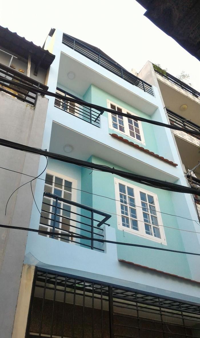 Bán nhà HXH 10m đường Hoàng Dư Khương, Phường 12, Quận 10
