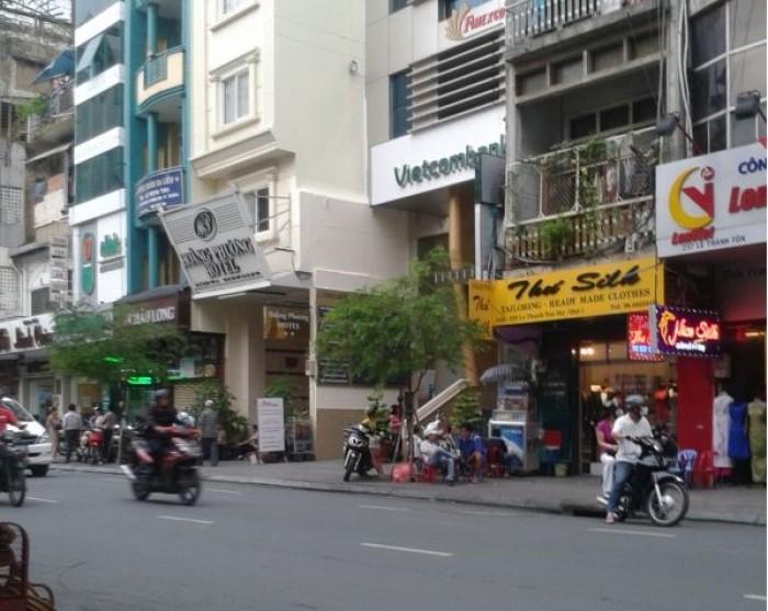 Bán gấp nhà mặt tiền Cao Thắng, quận 3, DT 8,5x29m, giá rẻ